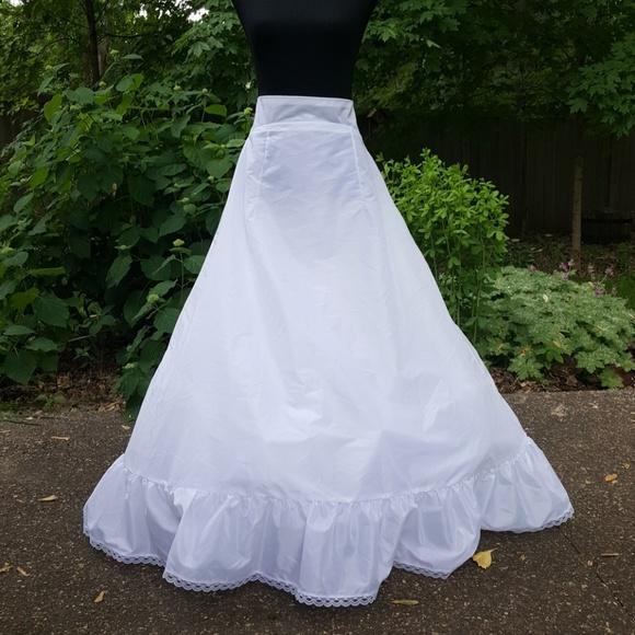 David's Bridal Dresses & Skirts - David's Bridal | Crinoline Underskirt